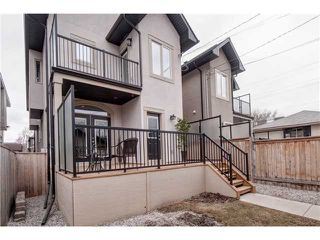Photo 20: 1940 43 Avenue SW in CALGARY: Altadore_River Park Residential Detached Single Family for sale (Calgary)  : MLS®# C3611709