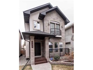 Photo 1: 1940 43 Avenue SW in CALGARY: Altadore_River Park Residential Detached Single Family for sale (Calgary)  : MLS®# C3611709