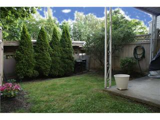 """Photo 14: 2749 ELLERSLIE Avenue in Burnaby: Montecito Townhouse for sale in """"CREEKSIDE"""" (Burnaby North)  : MLS®# V1065071"""