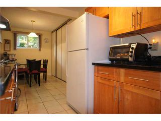 """Photo 5: 2749 ELLERSLIE Avenue in Burnaby: Montecito Townhouse for sale in """"CREEKSIDE"""" (Burnaby North)  : MLS®# V1065071"""