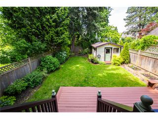 Photo 20: 227 REGINA Street in New Westminster: Queens Park House for sale : MLS®# V1065391