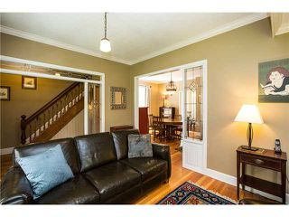 Photo 4: 227 REGINA Street in New Westminster: Queens Park House for sale : MLS®# V1065391
