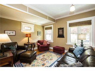 Photo 3: 227 REGINA Street in New Westminster: Queens Park House for sale : MLS®# V1065391