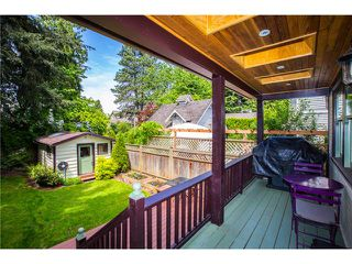 Photo 19: 227 REGINA Street in New Westminster: Queens Park House for sale : MLS®# V1065391