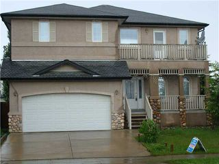 Photo 1: 100 WEST CREEK Boulevard: Chestermere Residential Detached Single Family for sale : MLS®# C3622539