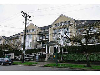 "Photo 1: 112 1519 GRANT Avenue in Port Coquitlam: Glenwood PQ Condo for sale in ""THE BEACON"" : MLS®# V1113395"