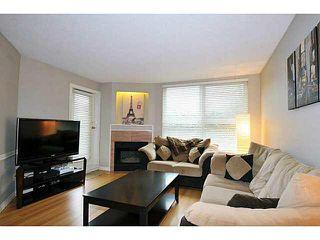 "Photo 2: 112 1519 GRANT Avenue in Port Coquitlam: Glenwood PQ Condo for sale in ""THE BEACON"" : MLS®# V1113395"