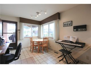Photo 8: 46 ROSSER Avenue in Burnaby: Vancouver Heights House for sale (Burnaby North)  : MLS®# V1119245