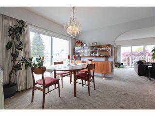 Photo 5: 46 ROSSER Avenue in Burnaby: Vancouver Heights House for sale (Burnaby North)  : MLS®# V1119245