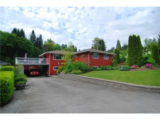 Photo 1: 42 MOUNT ROYAL Drive in Port Moody: College Park PM House for sale : MLS®# V1122354