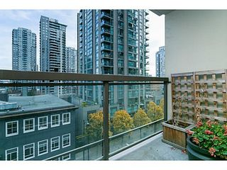Photo 21: 607 538 SMITHE Street in Vancouver West: Downtown VW Home for sale ()  : MLS®# V1035615