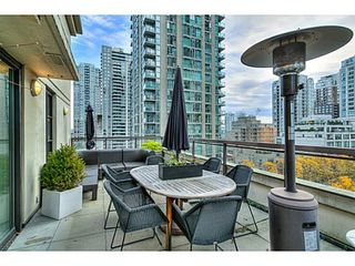 Photo 1: 607 538 SMITHE Street in Vancouver West: Downtown VW Home for sale ()  : MLS®# V1035615