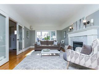 "Photo 3: 4741 BLENHEIM Street in Vancouver: Dunbar House for sale in ""DUNBAR"" (Vancouver West)  : MLS®# V1135108"