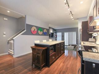 "Photo 1: 709 PREMIER Street in North Vancouver: Lynnmour Townhouse for sale in ""WEDGEWOOD"" : MLS®# V1138675"
