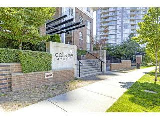 "Photo 11: 408 4783 DAWSON Street in Burnaby: Brentwood Park Condo for sale in ""COLLAGE"" (Burnaby North)  : MLS®# V1141834"