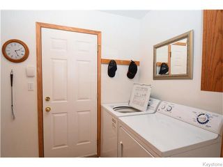 Photo 18: 43 Blue Mountain Road in WINNIPEG: Manitoba Other Residential for sale : MLS®# 1528725