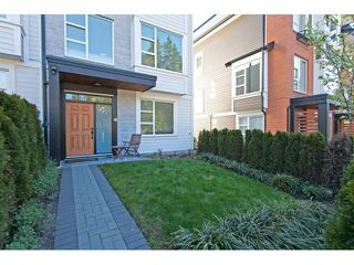 """Photo 20: 8 1299 COAST MERIDIAN Road in Coquitlam: Burke Mountain Townhouse for sale in """"The Breeze"""" : MLS®# R2050868"""