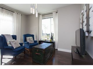 """Photo 11: 8 1299 COAST MERIDIAN Road in Coquitlam: Burke Mountain Townhouse for sale in """"The Breeze"""" : MLS®# R2050868"""
