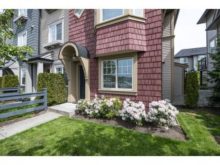 "Photo 2: 54 6450 187 Street in Surrey: Cloverdale BC Townhouse for sale in ""HILLCREST"" (Cloverdale)  : MLS®# R2062172"