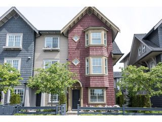 "Photo 1: 54 6450 187 Street in Surrey: Cloverdale BC Townhouse for sale in ""HILLCREST"" (Cloverdale)  : MLS®# R2062172"