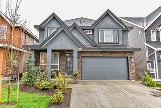 "Photo 1: 7696 211A Street in Langley: Willoughby Heights House for sale in ""YORKSON"" : MLS®# R2075270"
