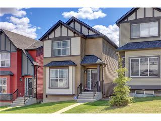 Photo 1: 45 SAGE BANK Grove NW in Calgary: Sage Hill House for sale : MLS®# C4069794