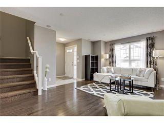 Photo 2: 45 SAGE BANK Grove NW in Calgary: Sage Hill House for sale : MLS®# C4069794