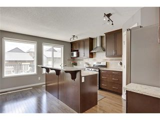 Photo 9: 45 SAGE BANK Grove NW in Calgary: Sage Hill House for sale : MLS®# C4069794