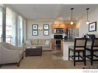 Photo 10: 501 500 Oswego St in VICTORIA: Vi James Bay Condo for sale (Victoria)  : MLS®# 735214