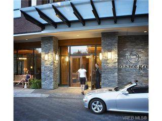 Photo 1: 501 500 Oswego St in VICTORIA: Vi James Bay Condo for sale (Victoria)  : MLS®# 735214