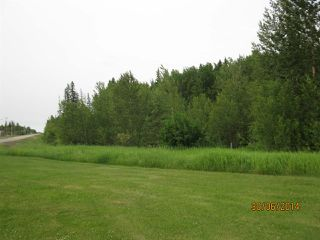 Photo 1: 112 3 Street: Blue Ridge Vacant Lot for sale : MLS®# E4031016
