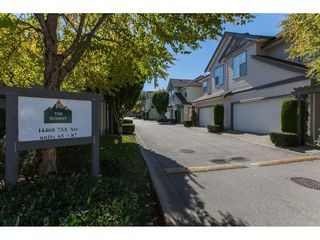 "Photo 2: 67 14468 73A Avenue in Surrey: East Newton Townhouse for sale in ""THE SUMMIT"" : MLS®# R2110614"