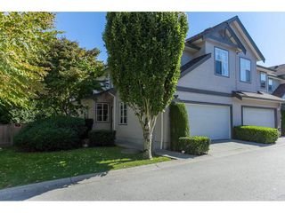 "Photo 1: 67 14468 73A Avenue in Surrey: East Newton Townhouse for sale in ""THE SUMMIT"" : MLS®# R2110614"