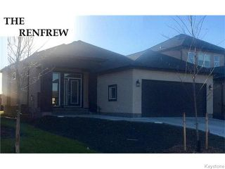 Photo 3: 46 LONGSPUR Road in Winnipeg: Waverley West Residential for sale (1R)  : MLS®# 1627643