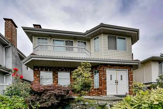 Photo 1: 5762 DUMFRIES Street in Vancouver: Knight House for sale (Vancouver East)  : MLS®# R2143207
