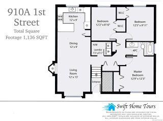 Photo 10: A 910 1ST STREET in COURTENAY: CV Courtenay City Half Duplex for sale (Comox Valley)  : MLS®# 752438