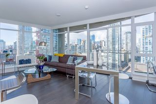 """Photo 1: 2003 1372 SEYMOUR Street in Vancouver: Downtown VW Condo for sale in """"THE MARK"""" (Vancouver West)  : MLS®# R2159400"""