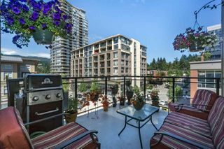 Photo 18: 408 201 MORRISSEY ROAD in Port Moody: Port Moody Centre Condo for sale : MLS®# R2184649