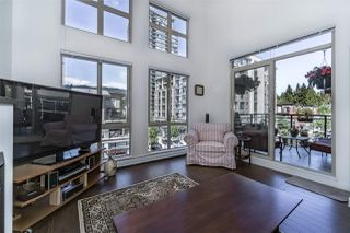 Photo 4: 408 201 MORRISSEY ROAD in Port Moody: Port Moody Centre Condo for sale : MLS®# R2184649