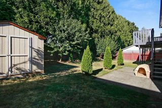 Photo 19: 45419 MCINTOSH Drive in Chilliwack: Chilliwack W Young-Well House for sale : MLS®# R2205456