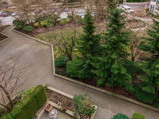 Photo 4: # 421 1185 PACIFIC ST in Coquitlam: North Coquitlam Condo for sale : MLS®# V1058725