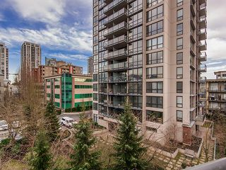 Photo 2: # 421 1185 PACIFIC ST in Coquitlam: North Coquitlam Condo for sale : MLS®# V1058725