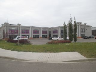 Photo 1: 190 310 Carleton Drive in St. Albert: Campbell Business Park Industrial for sale : MLS®# E4086071