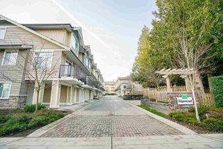 "Main Photo: 10 8277 161 Street in Surrey: Fleetwood Tynehead Townhouse for sale in ""EDGEWOOD"" : MLS®# R2227985"