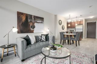 "Photo 2: 708 610 VICTORIA Street in New Westminster: Downtown NW Condo for sale in ""The Point"" : MLS®# R2230240"