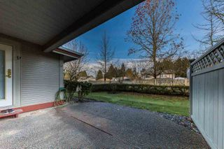 "Photo 17: 7 12071 232B Street in Maple Ridge: East Central Townhouse for sale in ""Creekside Glen"" : MLS®# R2232376"