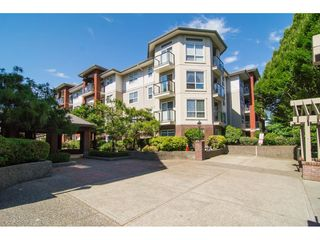 "Photo 1: 117 20259 MICHAUD Crescent in Langley: Langley City Condo for sale in ""City Grande"" : MLS®# R2235723"