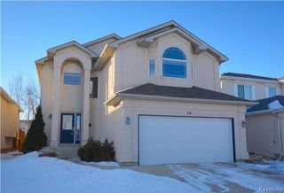 Photo 1: 74 Baytree Court in Winnipeg: Linden Woods Residential for sale (1M)  : MLS®# 1803432