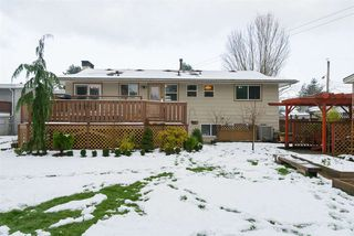 Photo 20: 33420 HUGGINS Avenue in Abbotsford: Central Abbotsford House for sale : MLS®# R2241472
