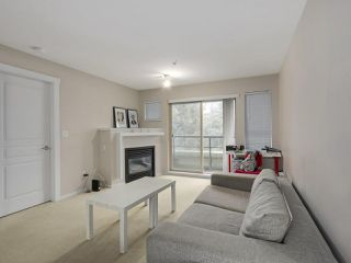 """Photo 5: 409 9319 UNIVERSITY Crescent in Burnaby: Simon Fraser Univer. Condo for sale in """"HARMONY AT THE HIGHLANDS"""" (Burnaby North)  : MLS®# R2244427"""